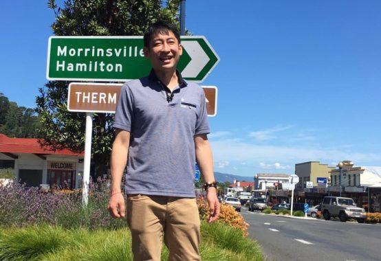 ニュージーランドから見る経済発展の兆し